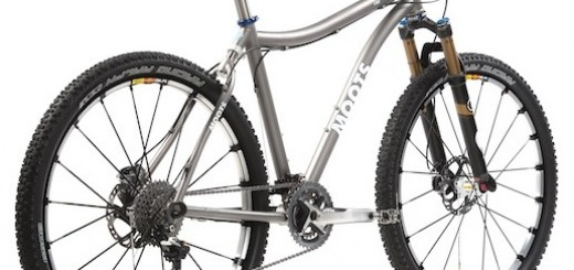 2014 Moots YBB 27.5 650B Titanium Mountain Bike