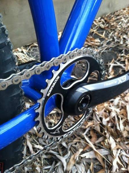 RCR Fab chainring