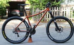 custom Engin 27.5 hardtail