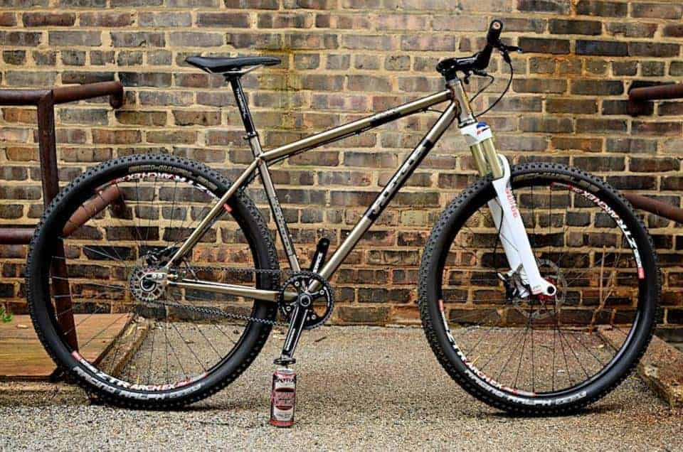 Bike Lust Attack Of The 650b S Retrotec Firefly