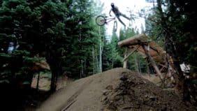 Hot Wheels Trail - Trestle Bike Park