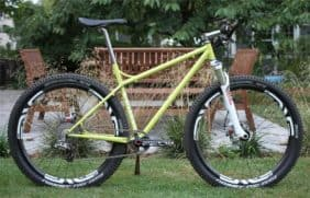 Tomii Cycles 650B Hardtail