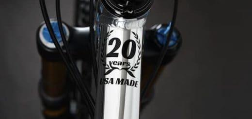 Turner Bikes 20th Anniversary