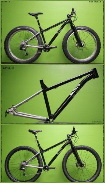 Zen Fabrication ZFB1.0 fat bike