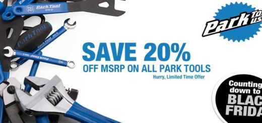 [Black Friday 2013] Park Tools Sale At JensonUSA