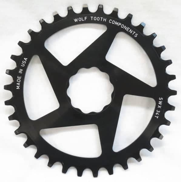 Wolftooth Components SWORKS chainring