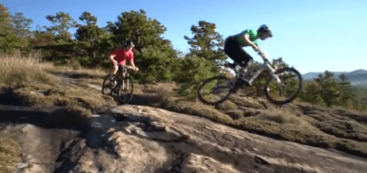 North Carolina Mountain Biking - Pisgah