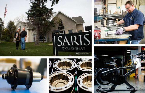 Saris Cycling Made In The USA