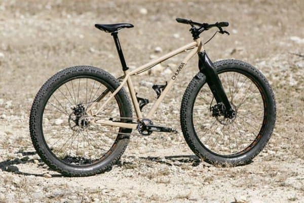 Chumba mid-fat 29+ mountain bike