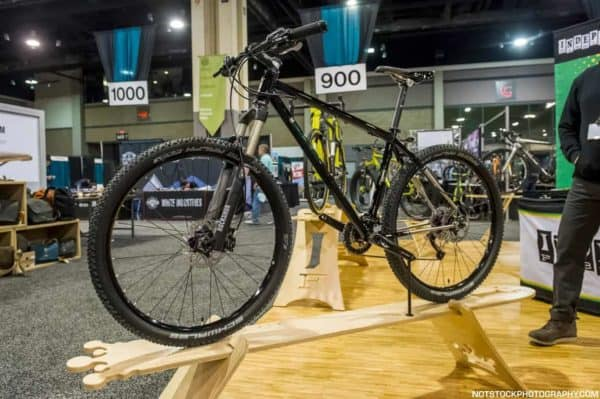 Indy Fab hardtail
