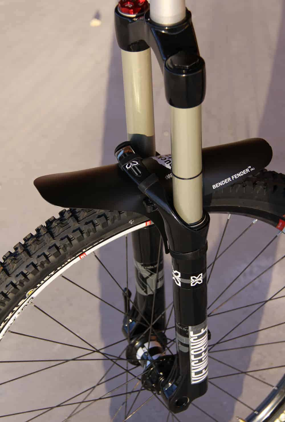 Best mountain bike mud guards and fenders for Mucky nutz bender fender template