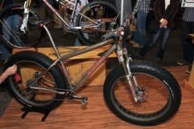 Eriksen BradTi fat bike