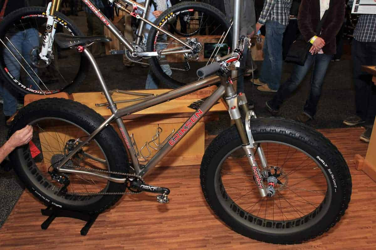 Bike Lust Eriken Ti Fatty Indy Fab Rigid Retrotec