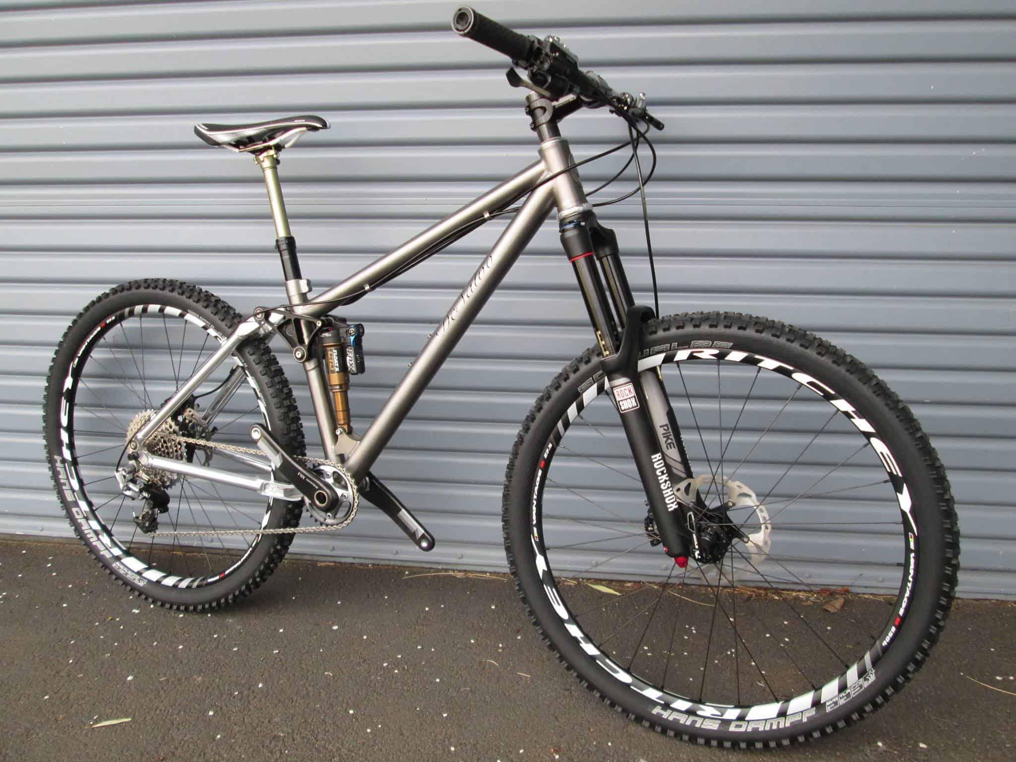 Bike Lust Stinner Rigid Desalvo 650b Fs Coconino Ht