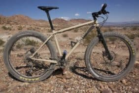 Chumba Ursa 29+ mountain bike review