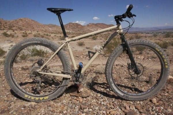 Chumba Ursa 29+ mountain bike review