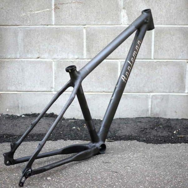 custom Appleman carbon frame