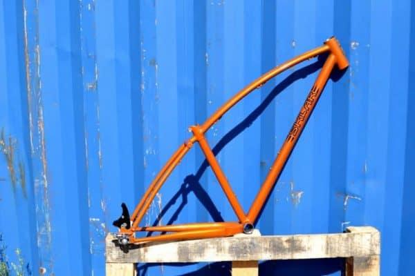 Sklar hardtail frame