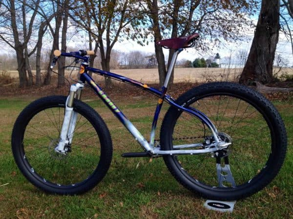 Groovy Cycleworks hardtail