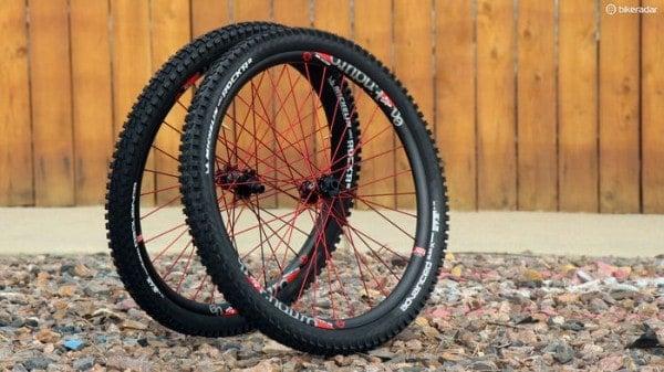 Industry Nine Enduro 27.5 wheelset