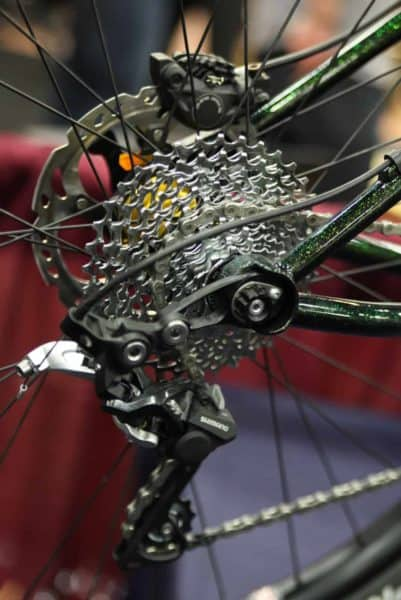 2015 Snyder Cycles Jackalope 27.5