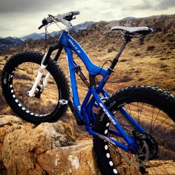 2015 Foes Mutz Fat Bike