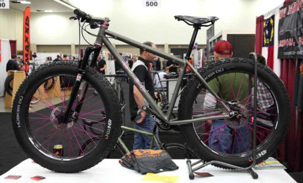 Kish fat bike