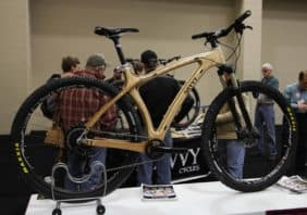 2015 Savvy Cycles wood 29er