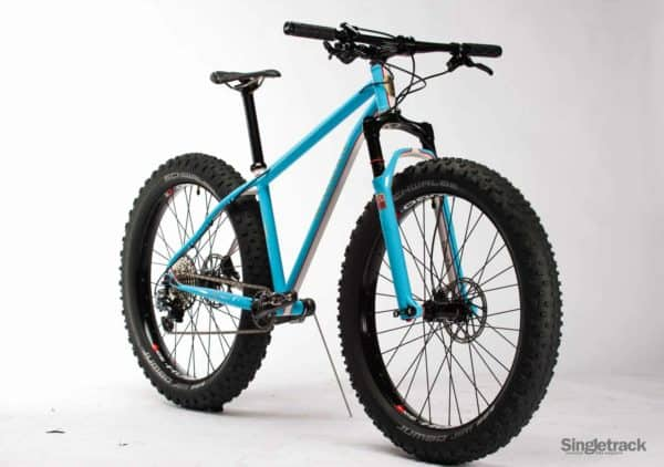 2015 Wiseman Frameworks Fat Bike