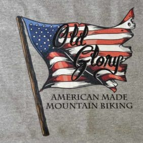 Old Glory MTB clothing