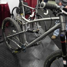 2015 Dean Titanium 27.5 full suspension