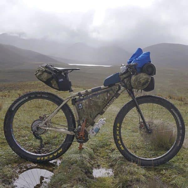 Chumba mid-fat bikepacker