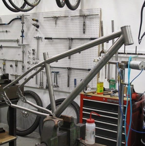the perfect canvas to build the bike of your dreams