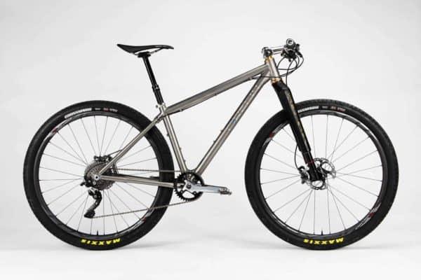 2015 Firefly titanium hardtail 29er