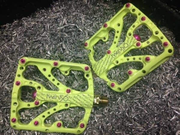 2015 Twenty6 limited edition Predator pedals