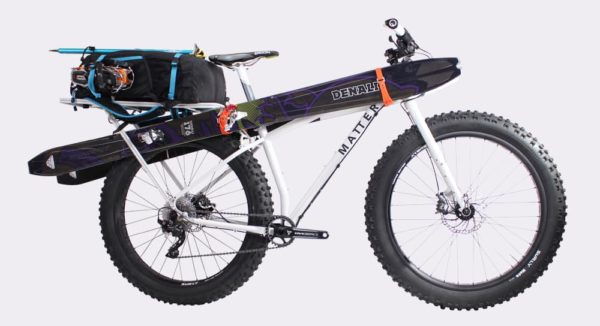 2015 Matter Cycles Ski Approach Fat Bike