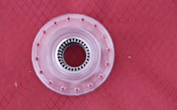 unique sprag clutch hub