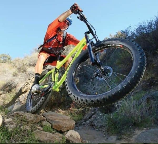 2015 Turner King Khan fat bike