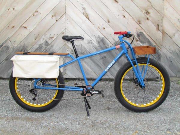 Graham Cycles Chubby Pony