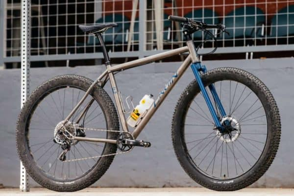 Tyler's Engin Cycles Rigid 29er