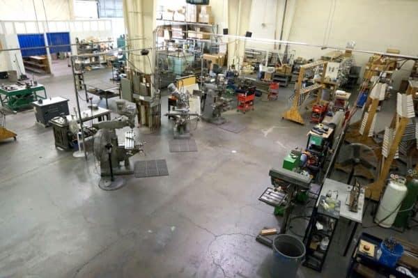 Zen Fab factory floor
