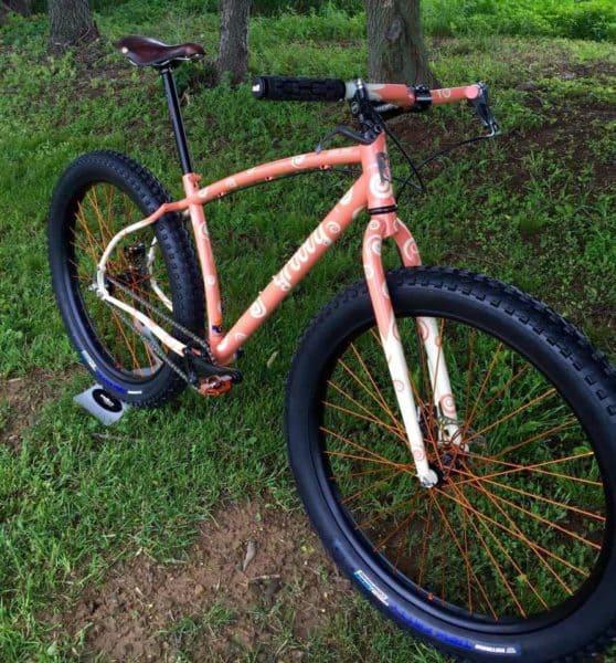 Groovy Cycleworks Rigid 27.5+