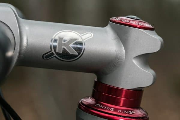 Kish custom stem