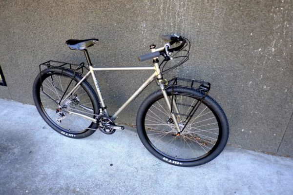 Ahearne offroad touring 29er