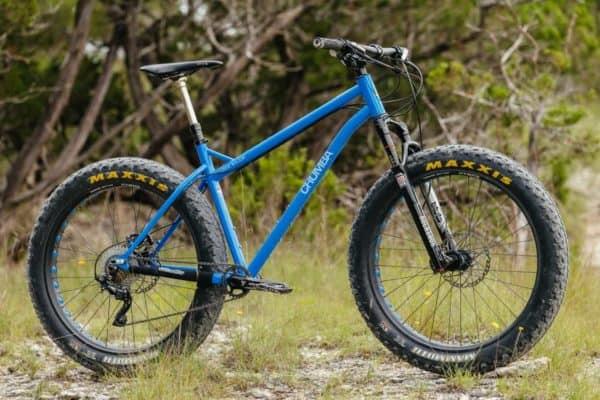 Chumba Ursa Major fat bike