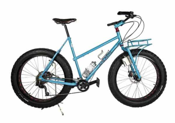 Oregon Coast bike
