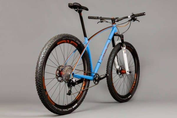 Mike's 29er by English Cycles