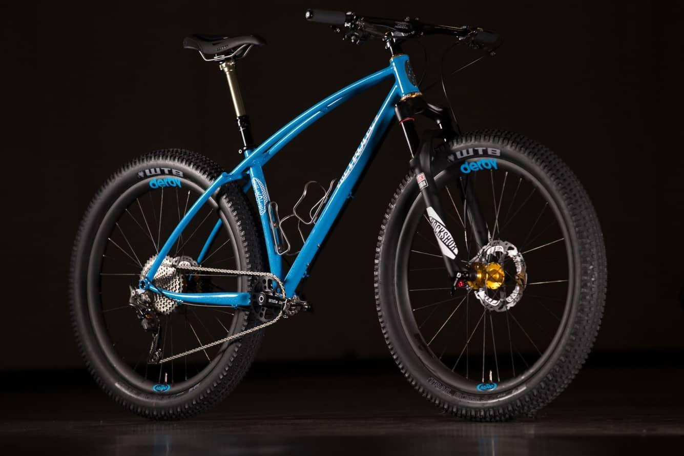 2016 nahbs retrotec 27 5 hardtail mountain bike old. Black Bedroom Furniture Sets. Home Design Ideas