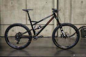2016 Lichen Bikes 27.5