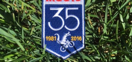 Moots 35th anniversary patch